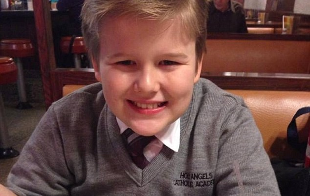 Heartbreaking Final Letter Of Bullied Schoolboy Who Commited Suicide 372E7A9900000578 0 image a 1 1471090577368 1