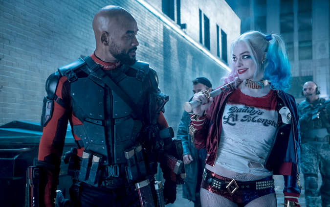 Will Smith Learns You Shouldnt Make Mum Jokes To Margot Robbie 501MARGOTROBBIE2 master675