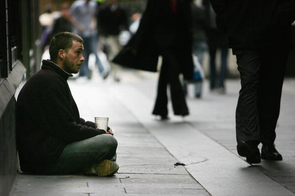 Shelter Releases Latest Homeless Figures For Scotland