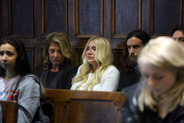 Kesha Reveals Why Shes Dropping Lawsuit Against Dr. Luke %name