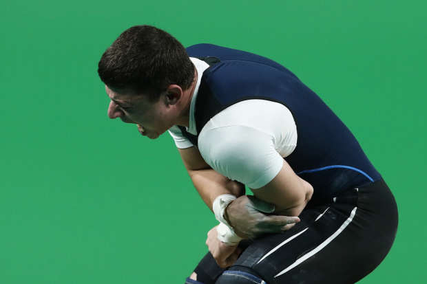 This Horrific Injury Might Be The Olympics Most Brutal Yet 588300566