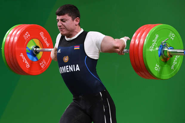 WEIGHTLIFTING-OLY-2016-RIO