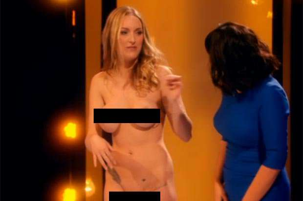 Naked Attraction Guest Has Weirdest Nickname Ever For Her Vagina 607113