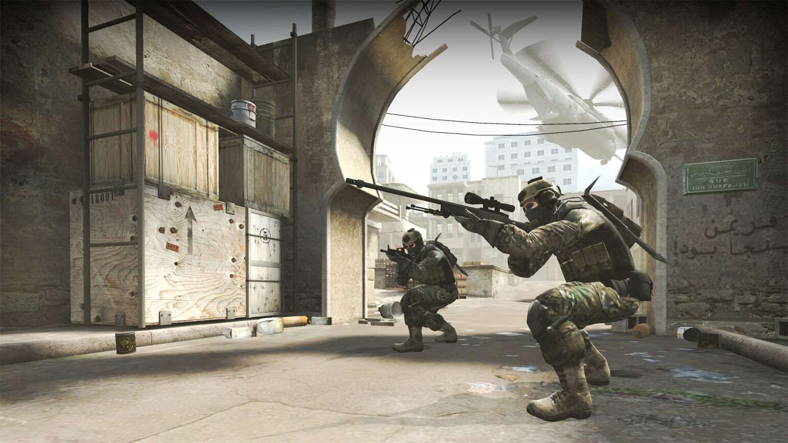 Nine Awesome Counter Strike: Global Offensive Plays 62 3