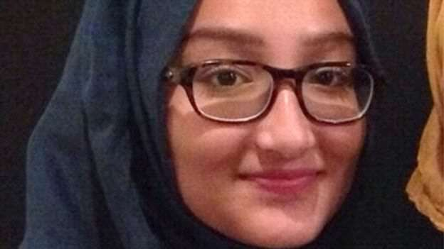 British Schoolgirl Who Joined ISIS May Have Just Been Killed 90758308 025963989 1