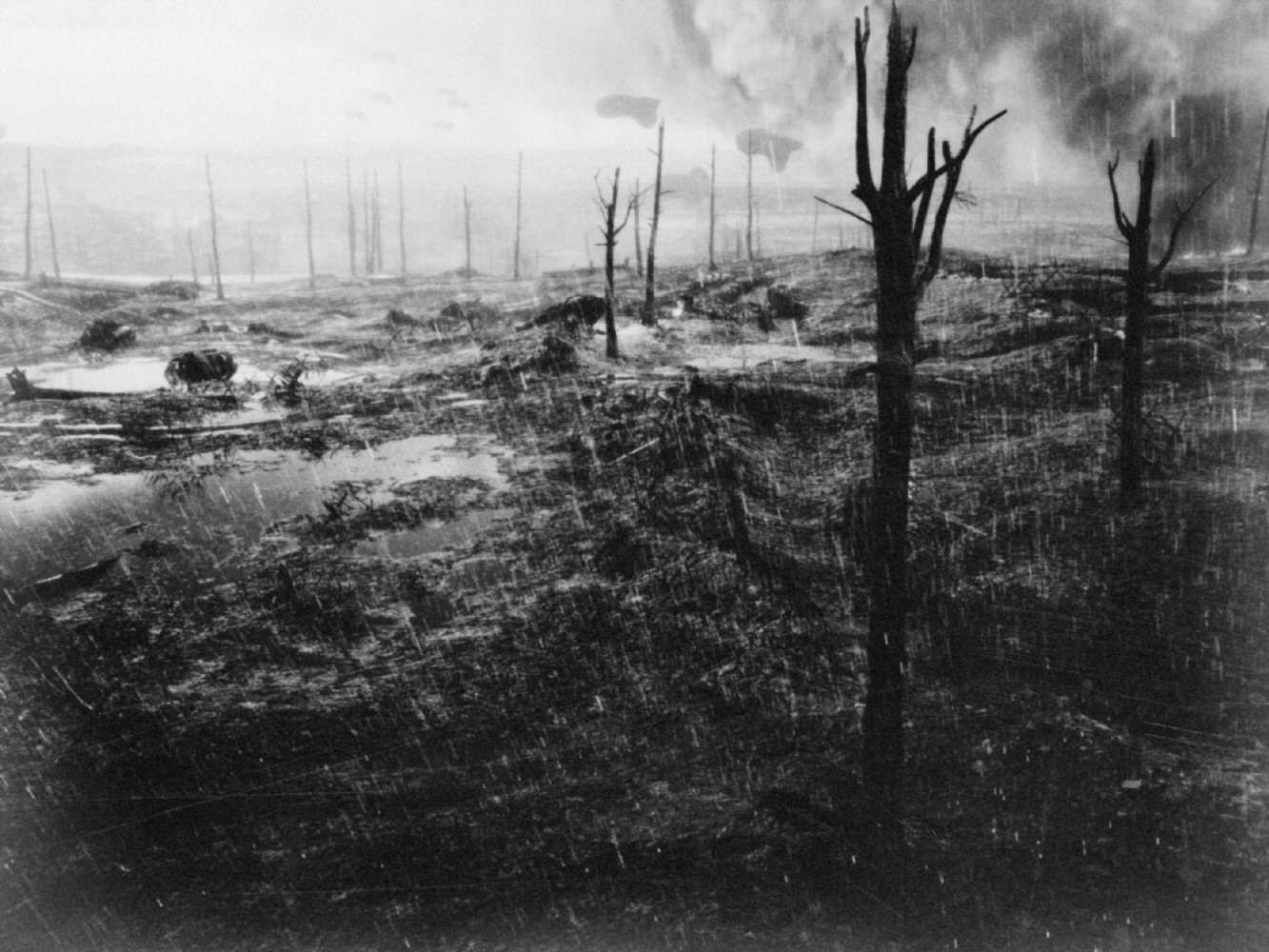 Battlefield 1 Screens Look Hauntingly Realistic With Black & White Filter 93en5F4