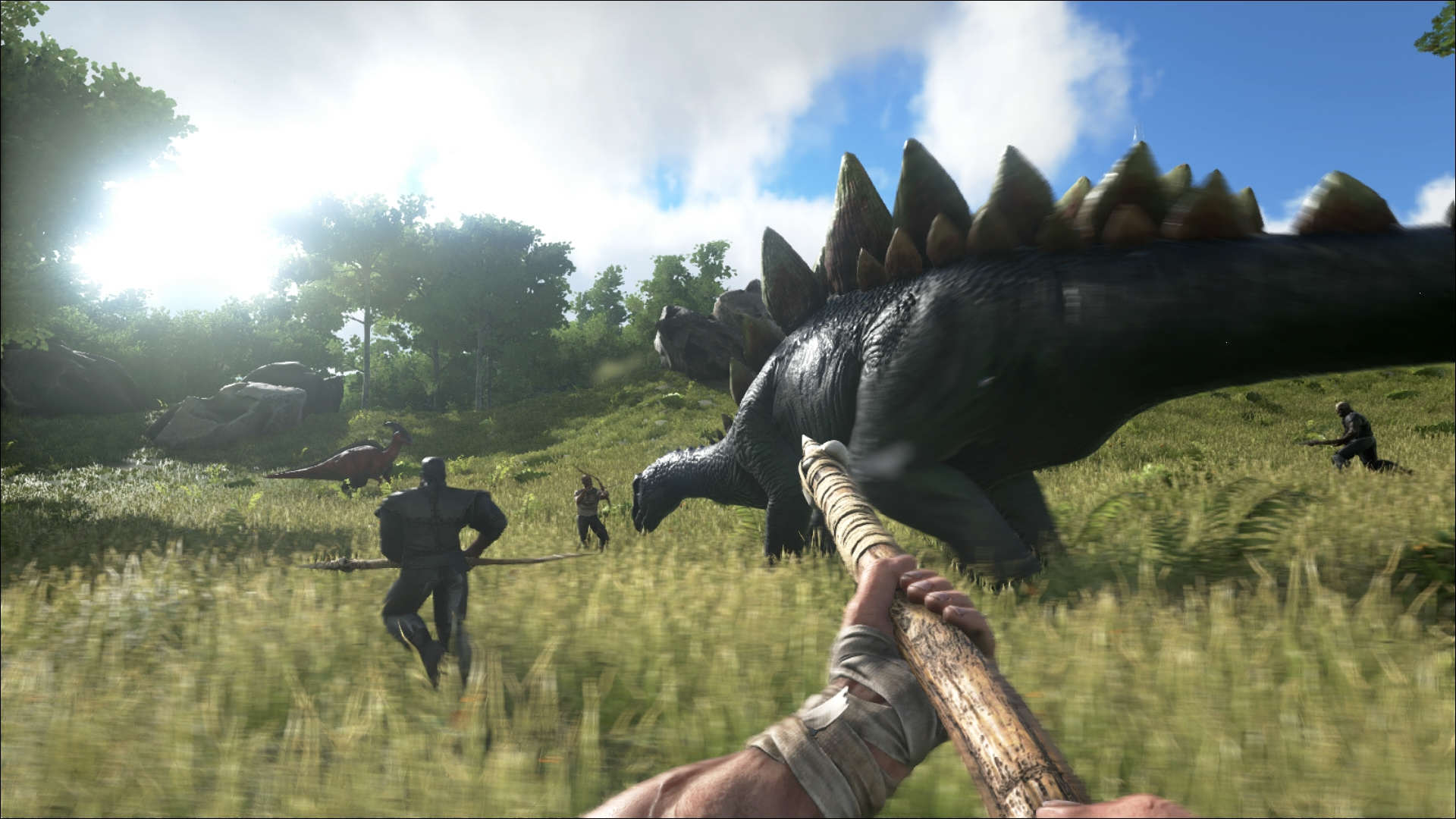 Doubts Cast Over Ark: Survival Evolved PS4 Release ARK Survival Evolved1 10