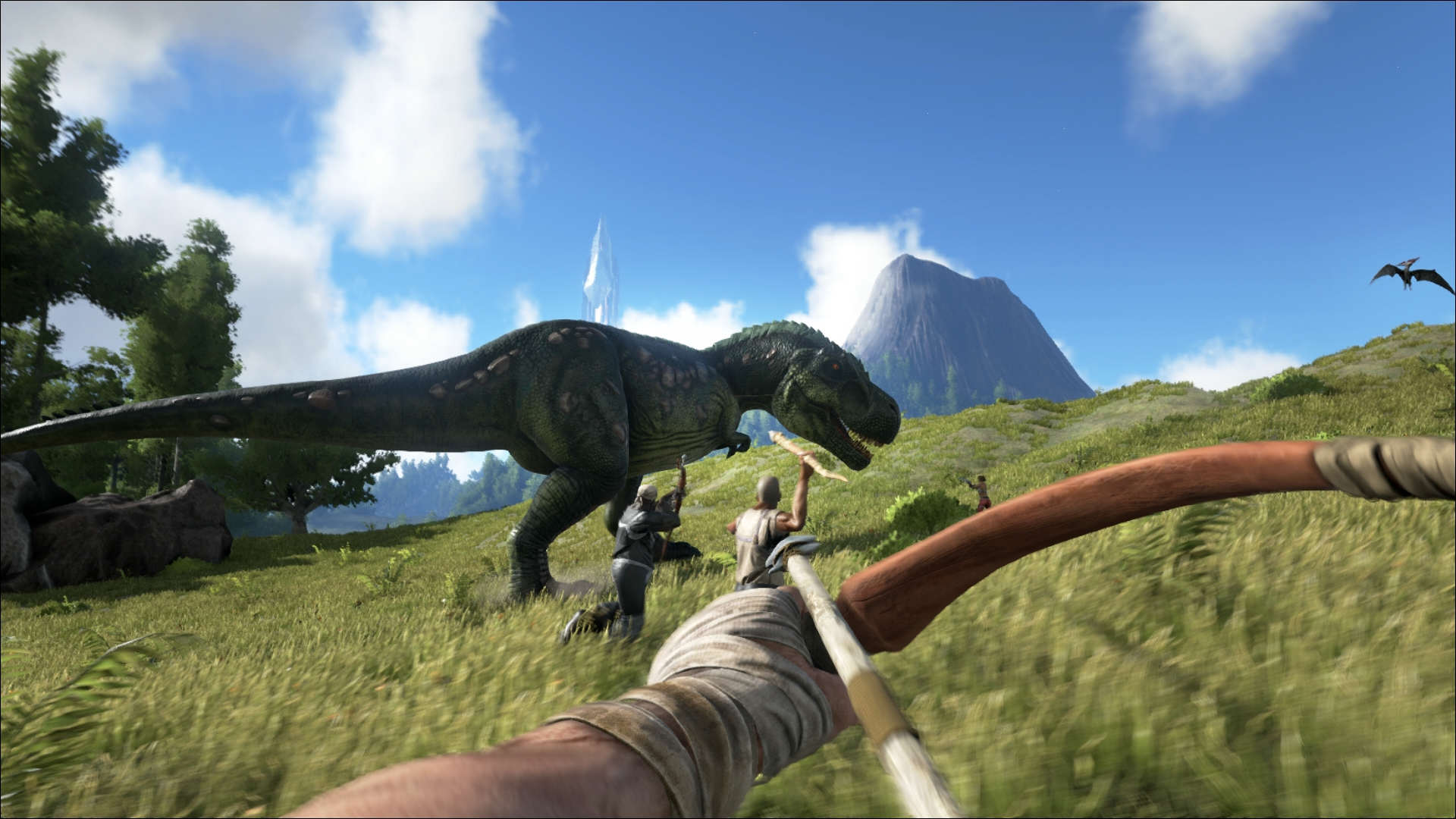 Doubts Cast Over Ark: Survival Evolved PS4 Release ARK Survival Evolved1 18