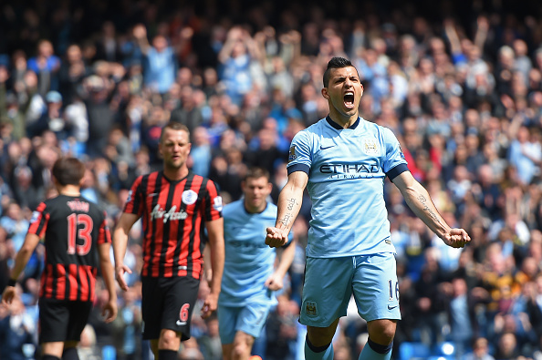 This Chart Tells You Which Team Scores The Most Fergie Time Goals Aguero Getty QPR