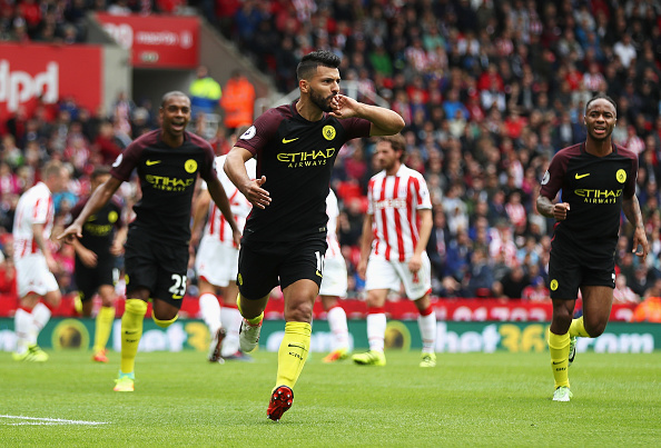 Theres A New Most Owned Fantasy Football Player In Town Aguero Getty Stoke