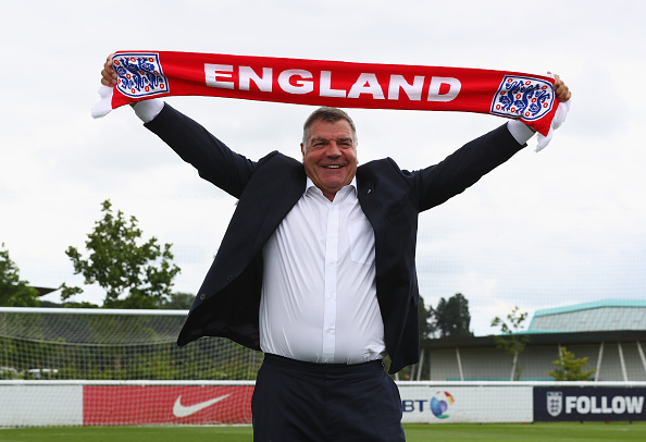 England Manager Sam Allardyce Press Conference