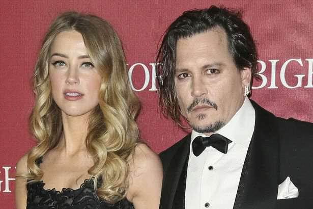 Footage Emerges Of Johnny Depp In Furious Clash With Amber Heard Amber Heard and Johnny Depp