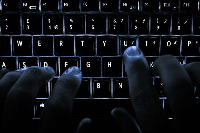 Hackers Have Worked Out How To Make ATMs Spit Cash Backlit keyboard 640x426