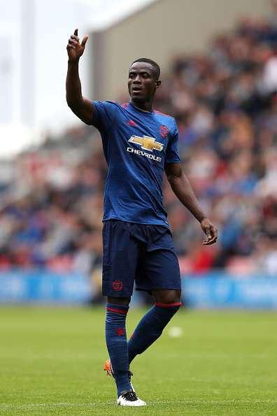 Manchester United Star Claims Hes Willing To Fight For Future Bailly Getty