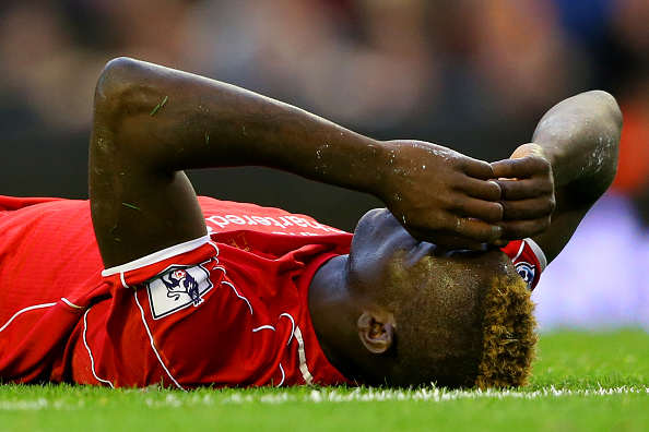 Klopp Accepts Unwanted Star In Squad After Failure To Sell Balotelli Getty Liverpool