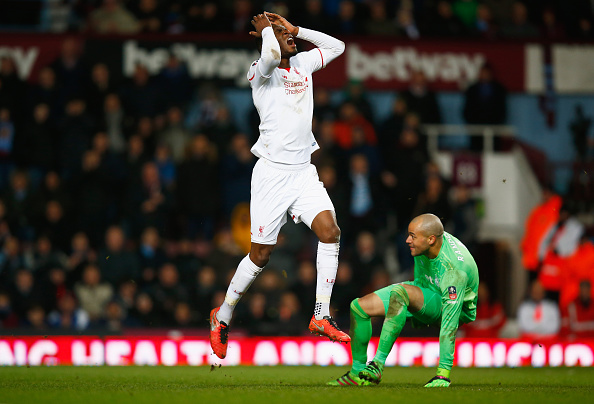 Klopp Accepts Unwanted Star In Squad After Failure To Sell Benteke Getty