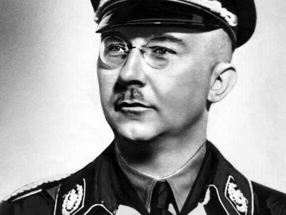 Newly Discovered Journals Give Horrifying Insight Into Man Behind The Holocaust Bundesarchiv Bild 183 R99621 Heinrich Himmler 568x426