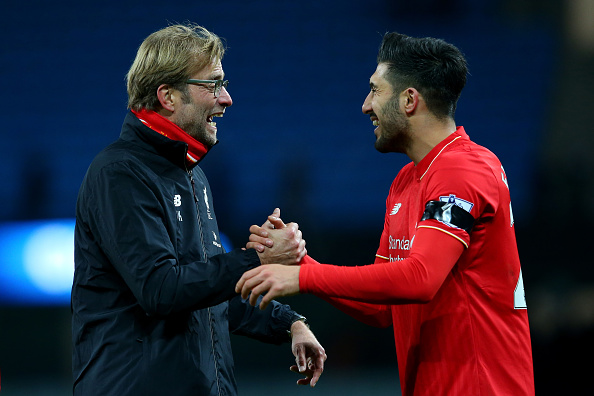 Key Liverpool Man Claims Hes Ready To Be Next Club Legend Can Getty