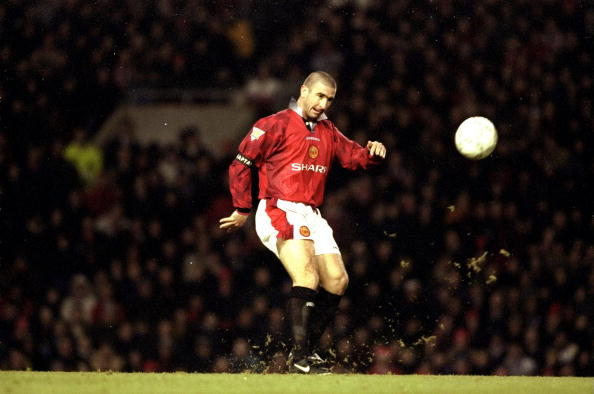 Manchester United Legend Has Some Interesting Views On Zlatan Cantona Getty