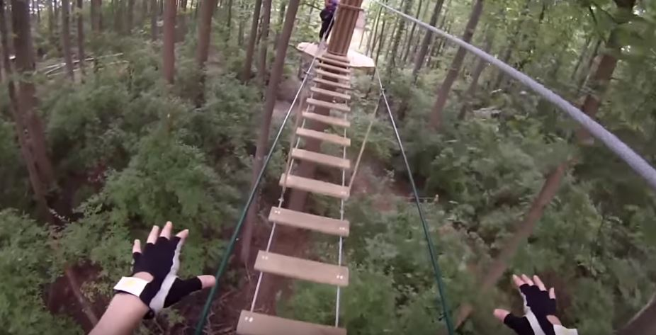 Woman Plunges 40ft To Death After Falling From Zip Line Attraction Capture 9