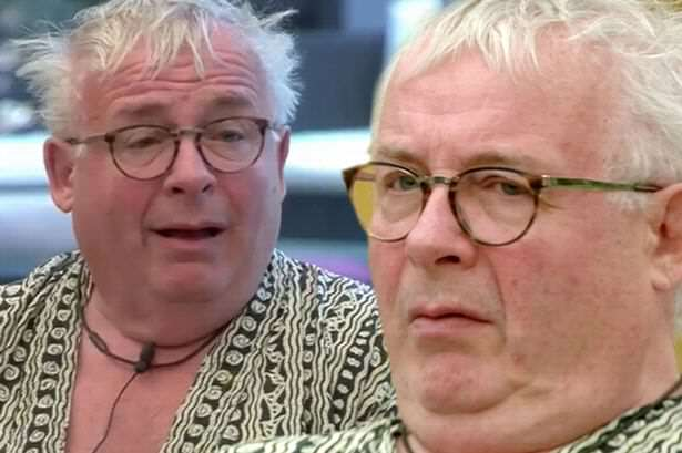 Heres Why Christopher Biggins Has Been Removed From Big Brother Christopher Biggins Main