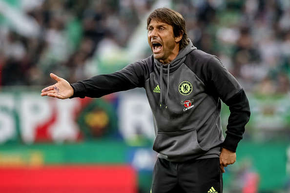 Chelsea Eye Coveted Brazilian Starlet As Conte Revamps Squad Conte CFC Getty 2
