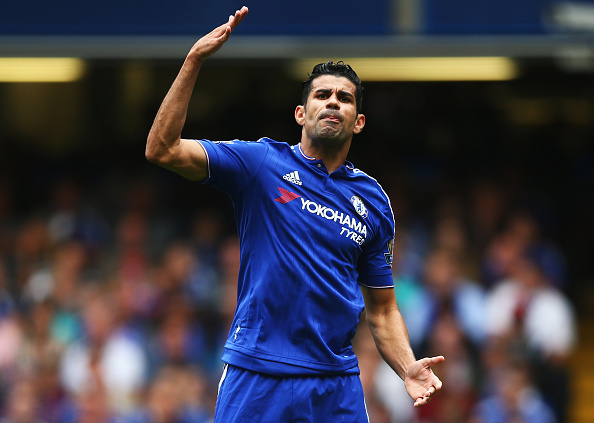 Costa Getty Angry