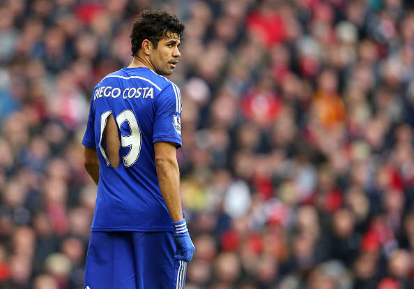 Chelsea Willing To Sacrifice Two Stars To Land Key Man Diego Costa Getty shirt rip 1