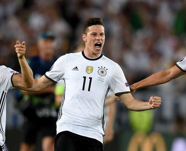 Arsenal Forward Desperate To Reinvent Himself To Save Career Draxler Getty 2 1