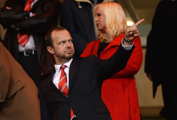 Real Madrid Galactico Set For Huge Manchester United Move? Ed Woodward Getty