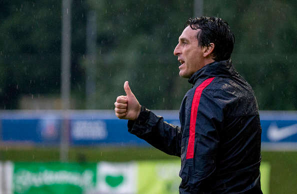 Europes Top Clubs Alert As Real Madrid Name Price For Creative Star Emery PSG Getty