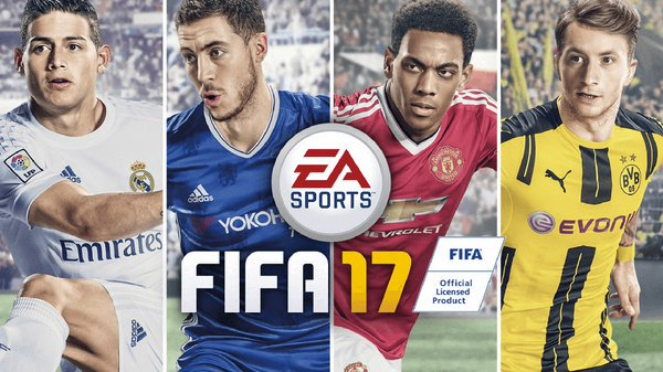Here Are Chelsea, Arsenal, Liverpool and Uniteds FIFA 17 Ratings FIFA 17 cover 2