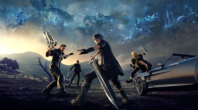 Final Fantasy 15 Director Reveals Major Reason Behind Delay Final Fantasy XV Cover 2016