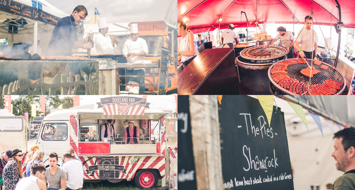 What Makes Electric Picnic Irelands Premier Music Festival? Food