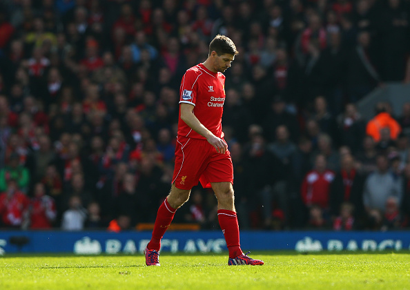 Key Liverpool Man Claims Hes Ready To Be Next Club Legend Gerrard Getty Down