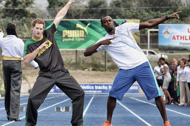 Prince Harry Challenges Usain Bolt In Twitter Tease GettyImages 158710641 640x426
