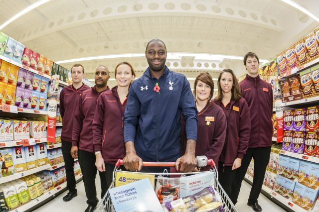 Sainsburys To Begin Slow Shopping To Help Elderly And Vulnerable Customers Cope With Stress GettyImages 187081511 640x426