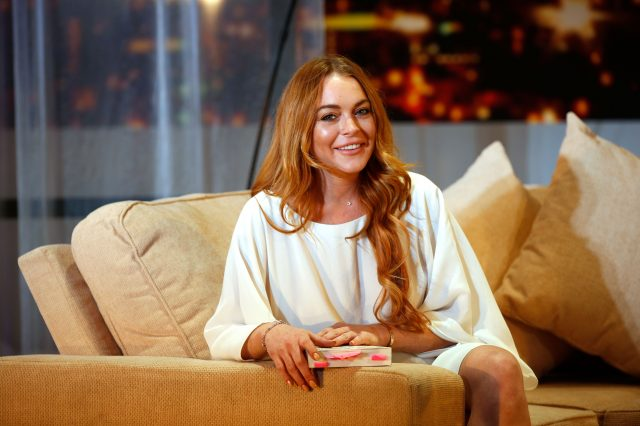 Lindsay Lohans List Of Demands To Appear On Russian TV Takes The P*ss GettyImages 456392256 640x426