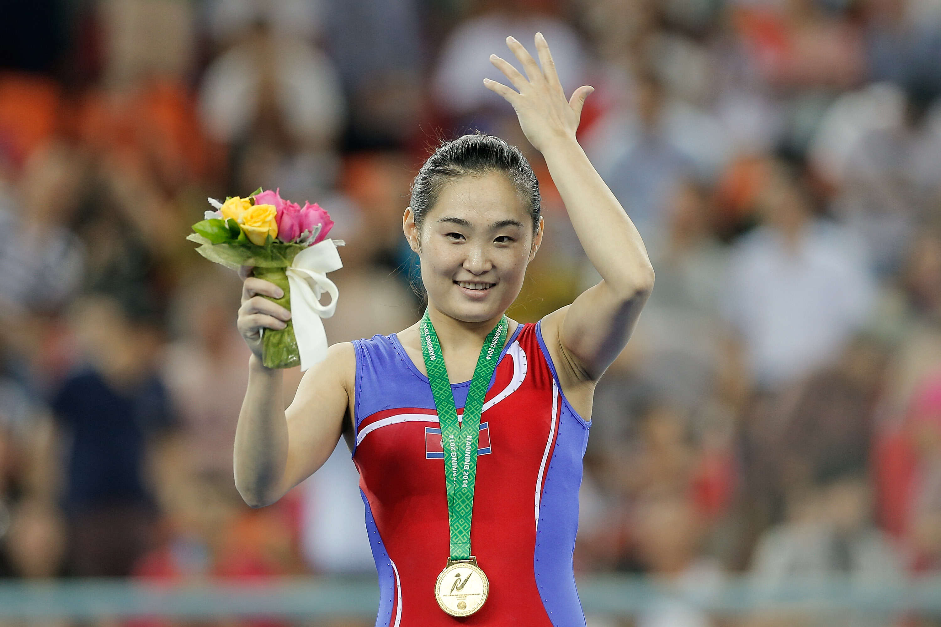 This Is How North Korea Will Respond To That Gymnasts Selfie GettyImages 457041882