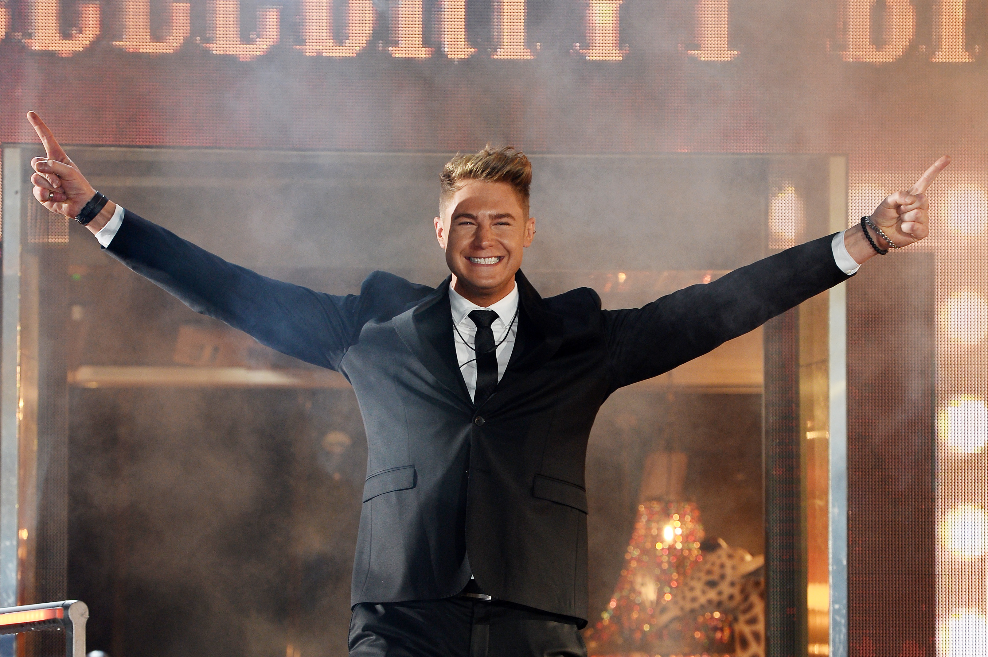Scotty T Claims He Got Kicked Off Dragons Den For This Questionable Idea GettyImages 508639134