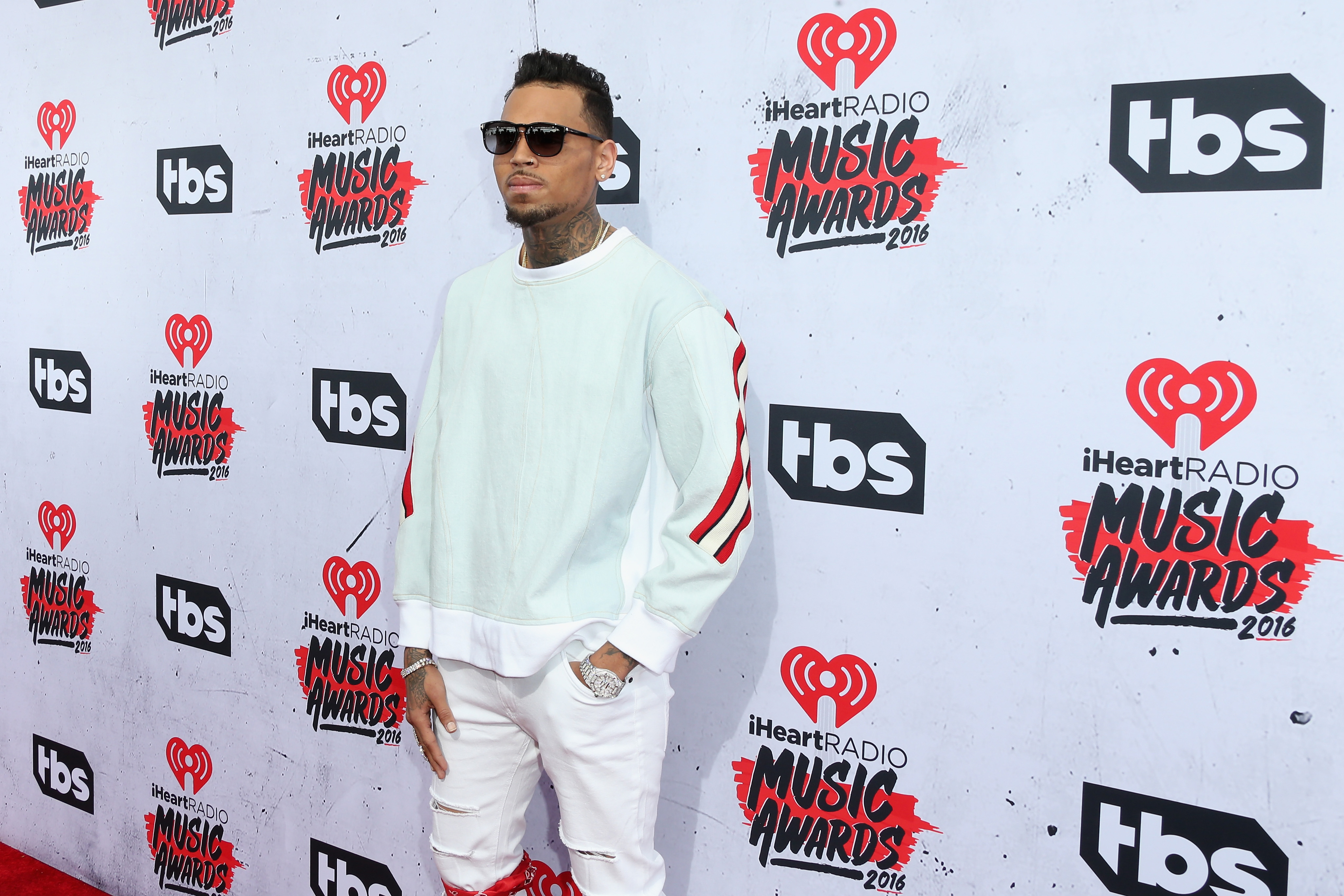Chris Brown Facing Charges Over Dangerous Pet For 3 Year Old Daughter GettyImages 518986422