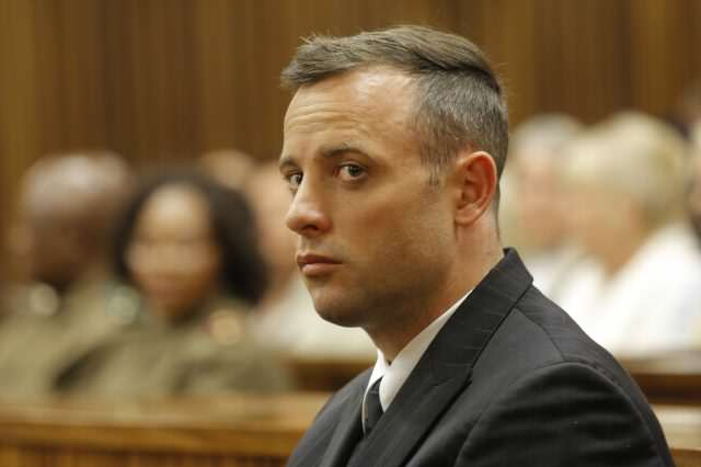 Oscar Pistorius Hospitalised After Self Harming In Prison GettyImages 540041450 640x426