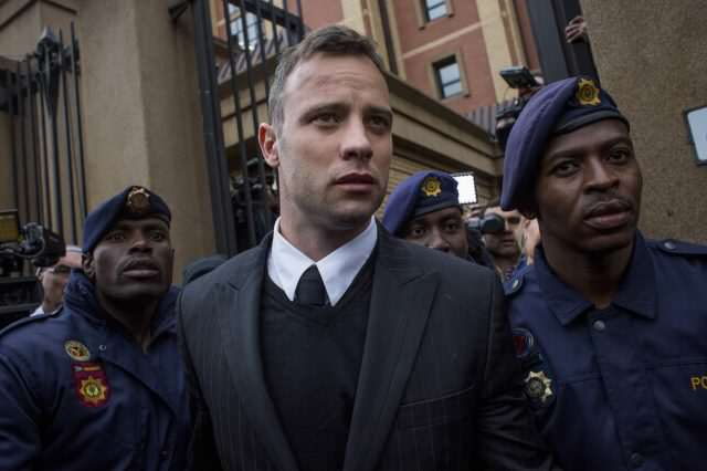 Oscar Pistorius Hospitalised After Self Harming In Prison GettyImages 540065128 640x426