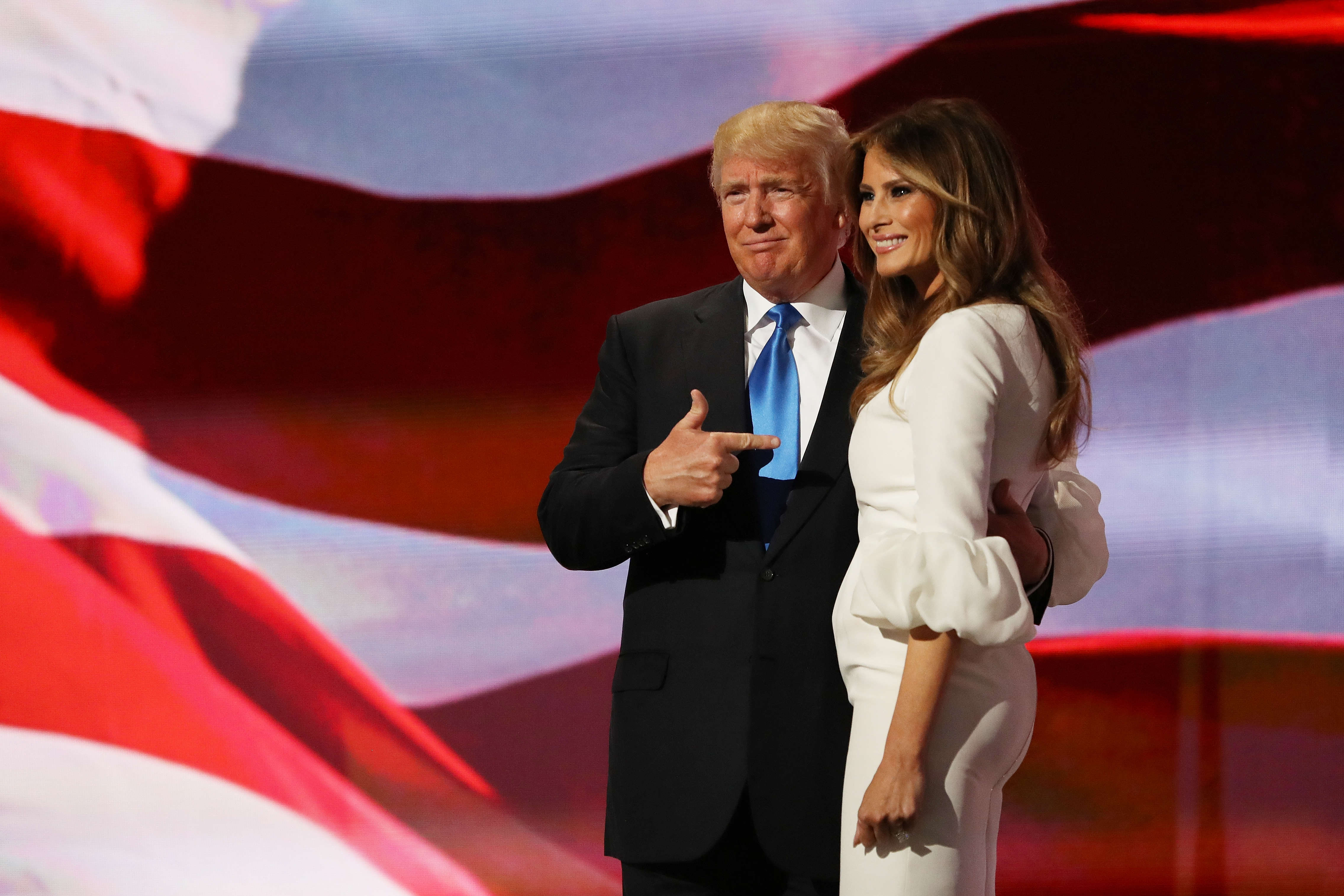 Trumps Wifes Naked Front Cover Is New Low For U.S. Politics GettyImages 577293444