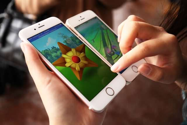 Woman Complains To Police She Was Raped By Pokemon GO Character GettyImages 577905054 1 640x426