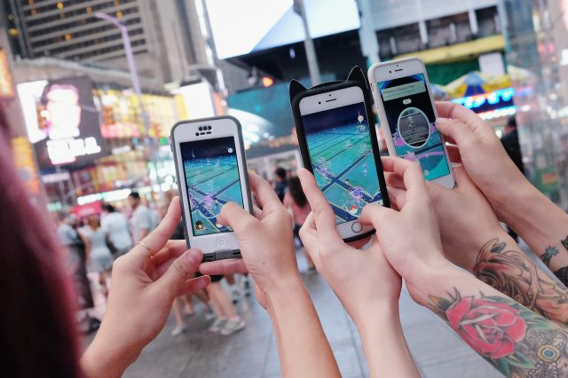 Meet The Woman Getting Paid $1000 A Month To Play Pokemon GO GettyImages 580960882 640x426