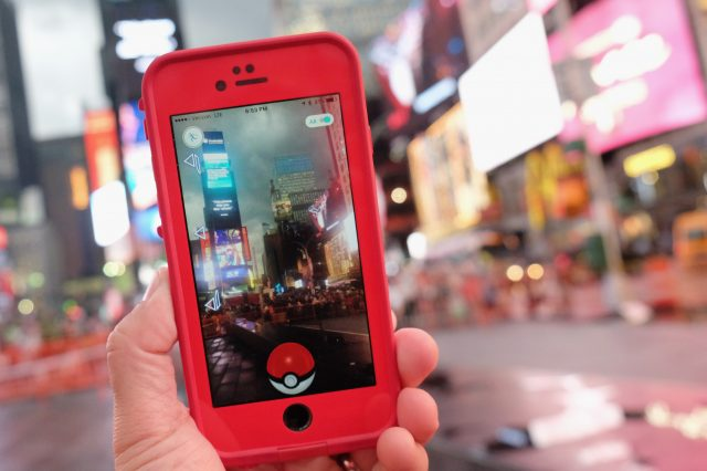 Meet The Woman Getting Paid $1000 A Month To Play Pokemon GO GettyImages 580960910 640x426