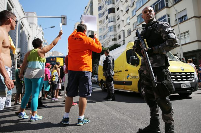Flesh Eating Cannibal Drug Sparks Zombie Outbreak Fears At Rio Olympics GettyImages 586141774 640x426