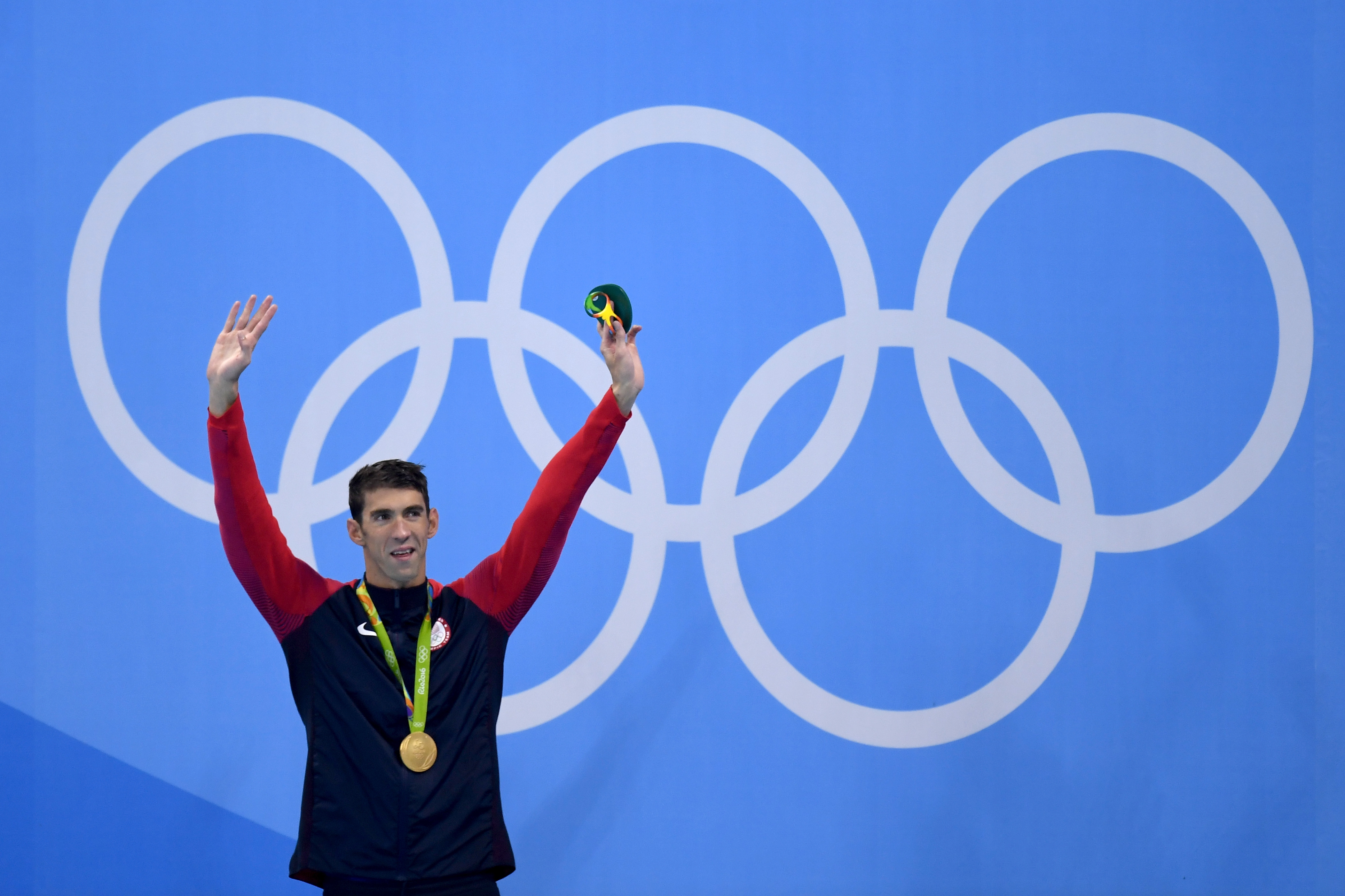 Michael Phelps Alleged Intersex Ex Goes On Facebook Rant GettyImages 587860572