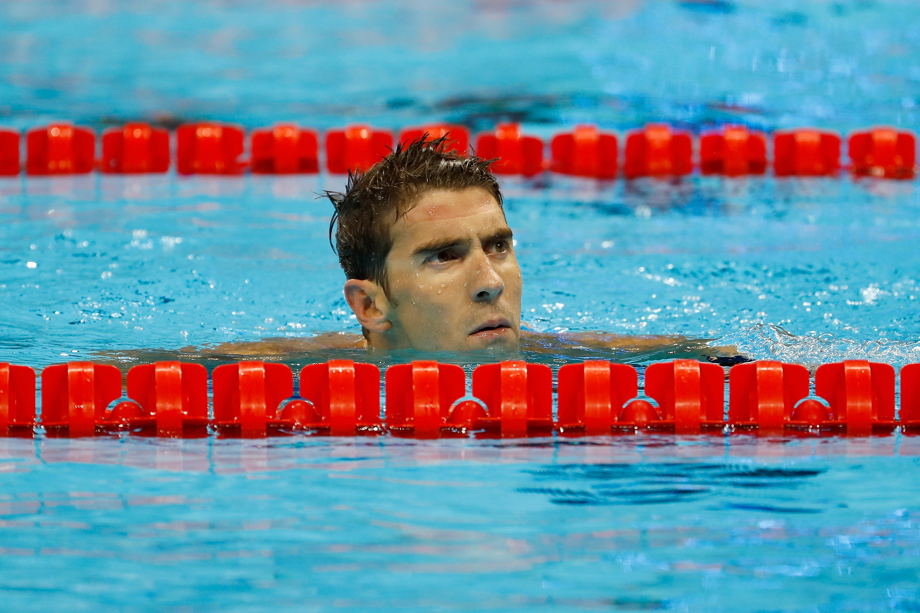Swimming - Olympics: Day 5
